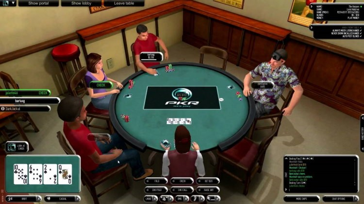 Play Poker Online Australia