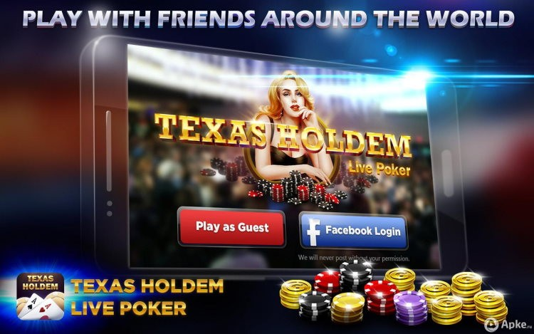 Play Texas Hold Em Free Is Available For Anyone Without Sign Up Or