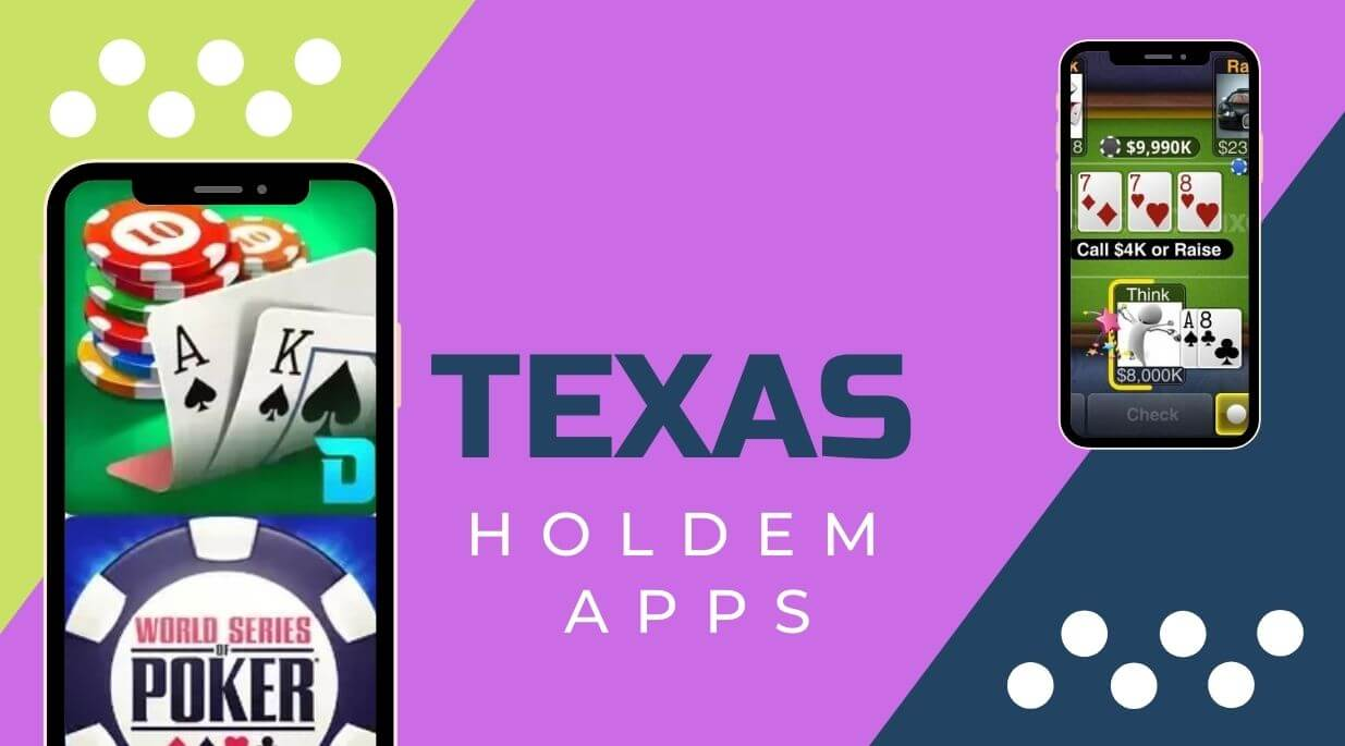 Texas Hold Em App Gives You Chances To Play Anywhere And Anytime