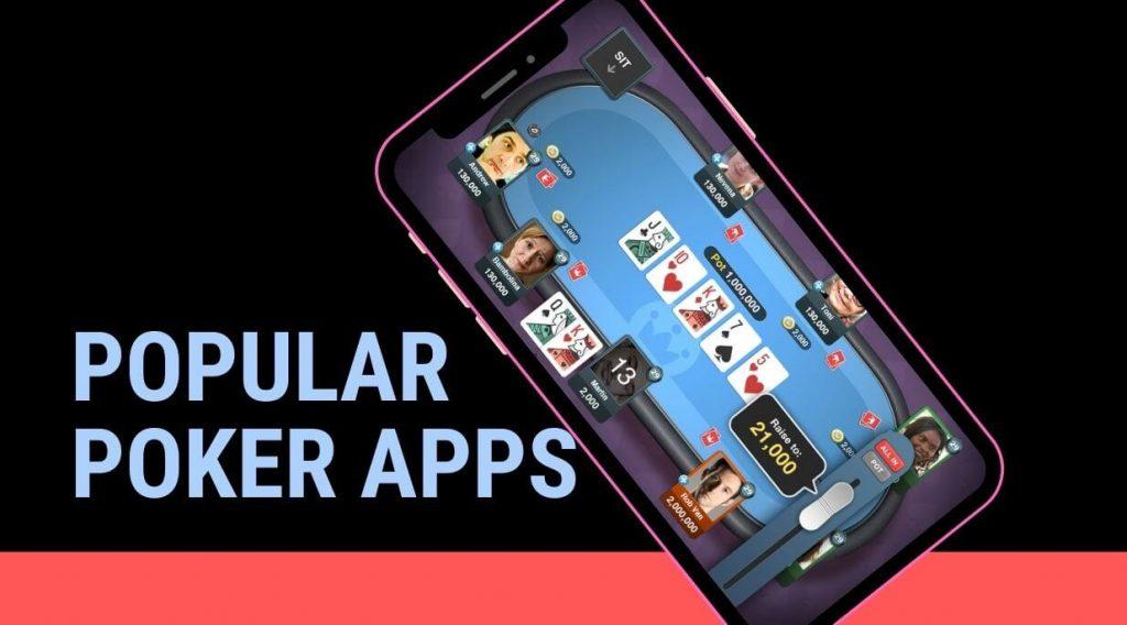 APLIKASI Poker populer